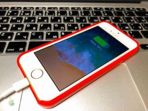 Быстро разряжается iPhone 7 Plus