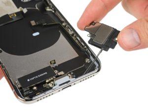 Замена динамика iPhone 7