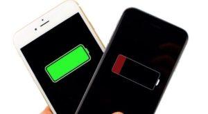 Быстро разряжается iPhone 8 Plus