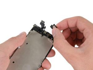Ремонт динамика iPhone 7