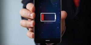 Быстро разряжается iPhone 7