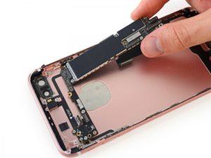 Замена контроллера питания iPhone 7