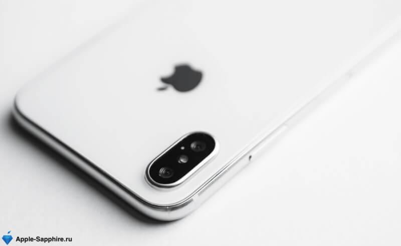 Нагревается iPhone X