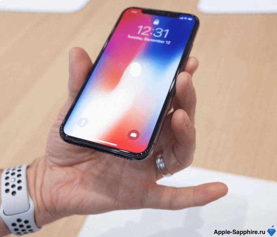 Не включается Айфон 10