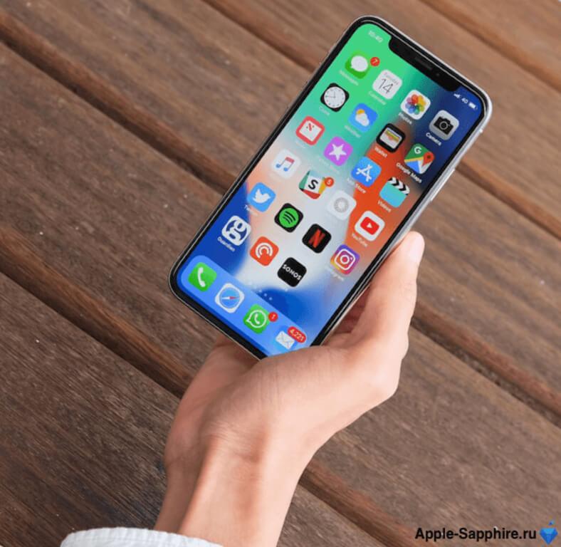Не включается iPhone 10