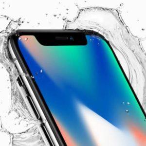 Попала влага iPhone X