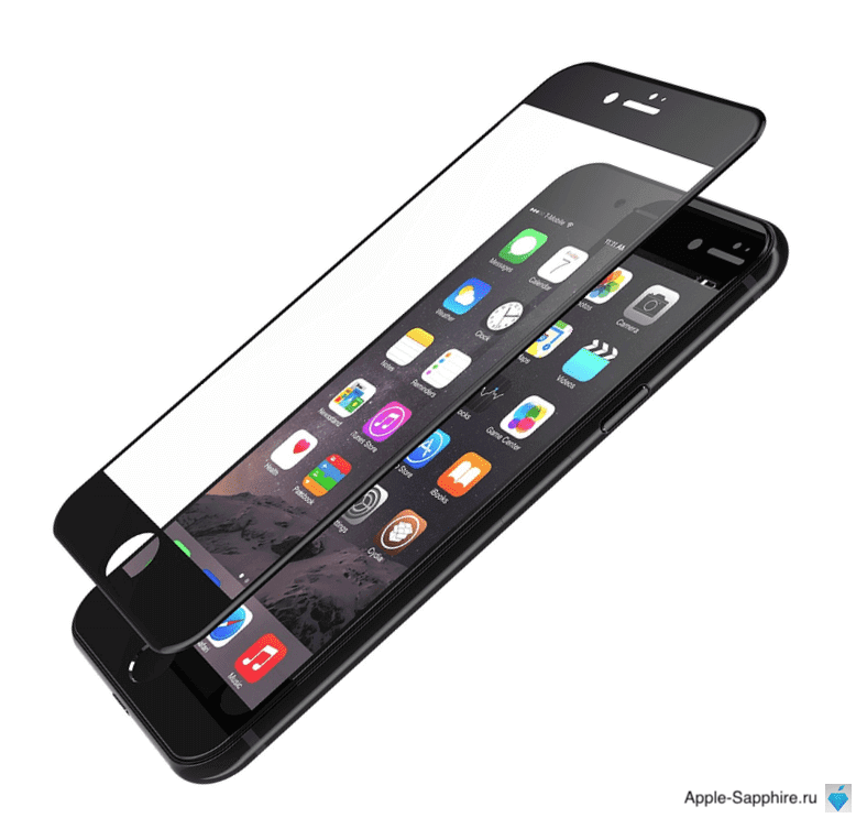 Замена стекла Айфон 8 +