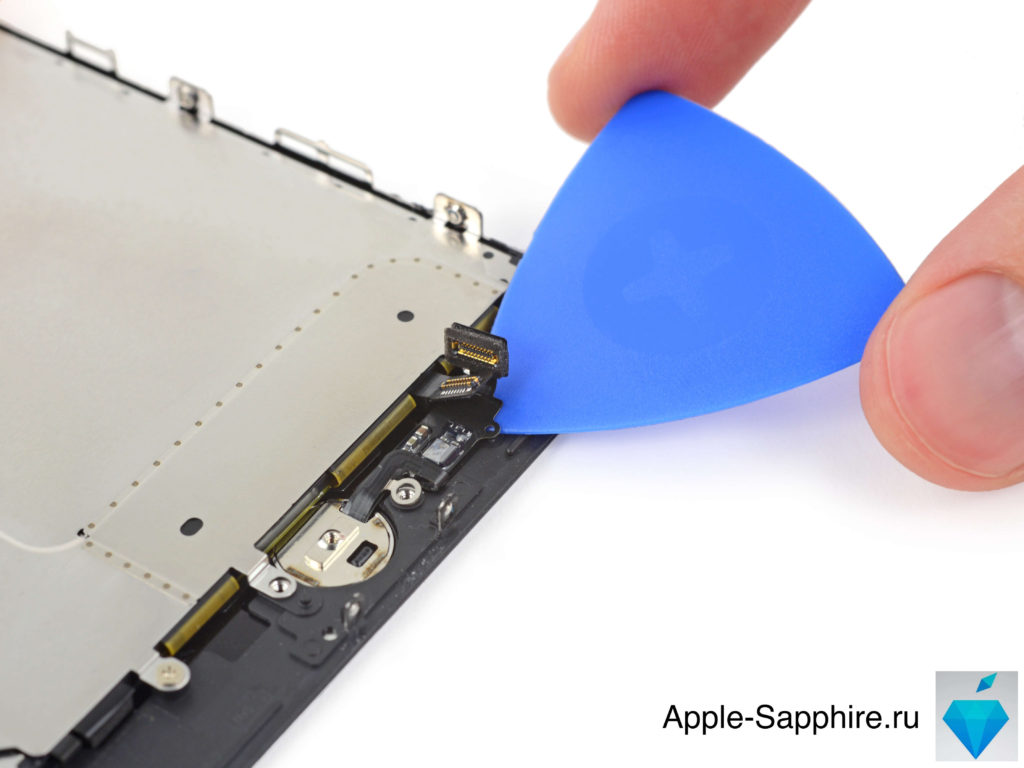Замена экрана iPhone 7 Plus
