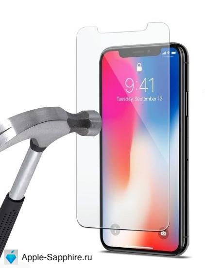 Замена стекла iPhone 10