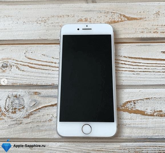 Нет изображения iPhone 7
