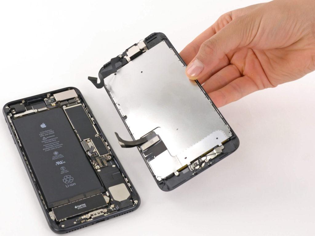 Ремонт айфон 7 плюс