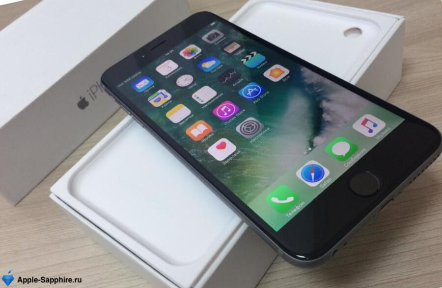 Купить б/у iPhone