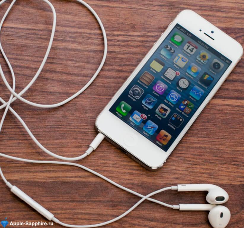 Наушники и iPhone