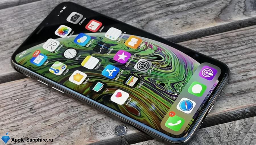 Замена аккумулятора Айфон XS