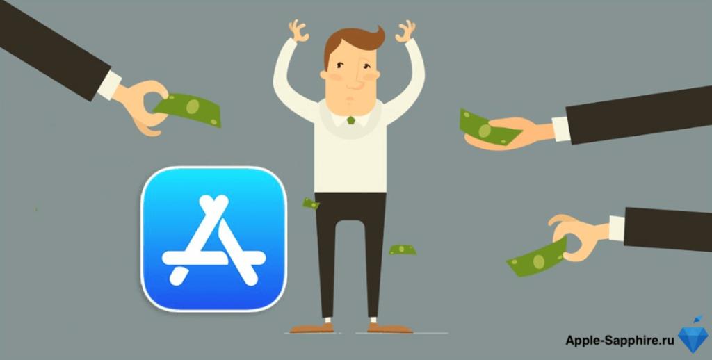 Как вернуть деньги за покупку в App Store