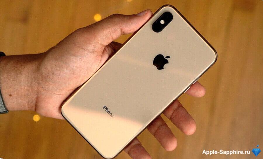Не работает подсветка на iPhone XS
