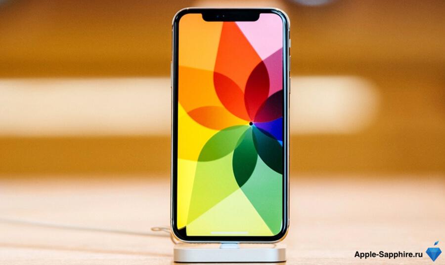 Не работает сенсор тачскрин iPhone XS