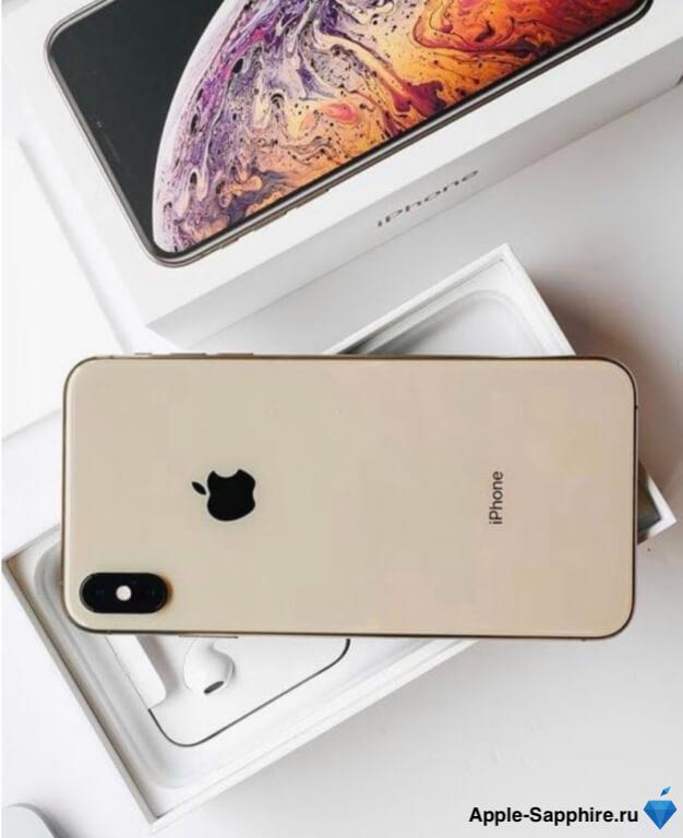 Не заряжается Айфон XS
