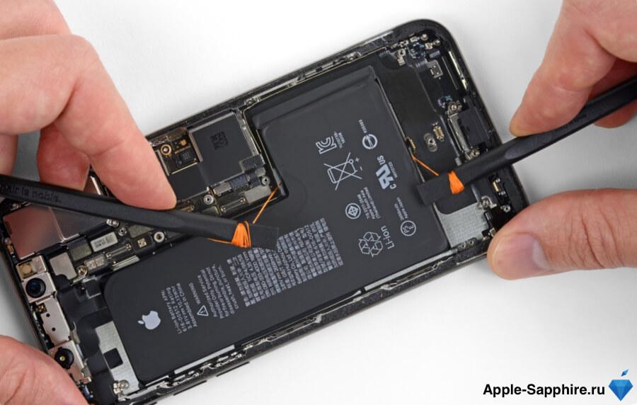 Не заряжается iPhone XS