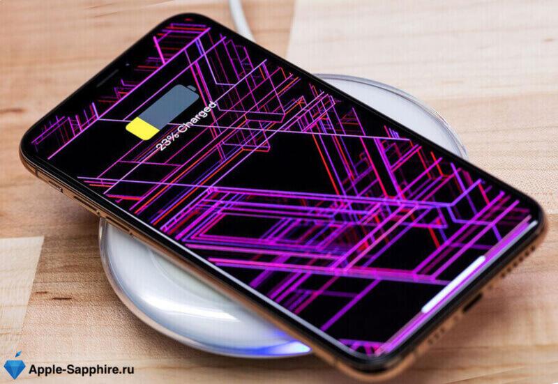 iPhone XS быстро разряжается