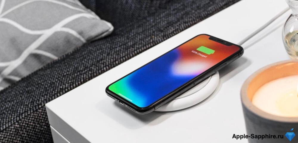iPhone XS не заряжается