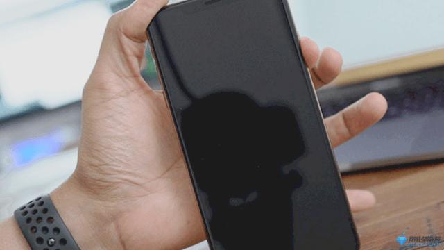 Перезагружается iPhone XS