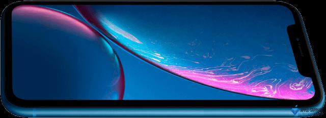 Полосы на дисплее iPhone XR