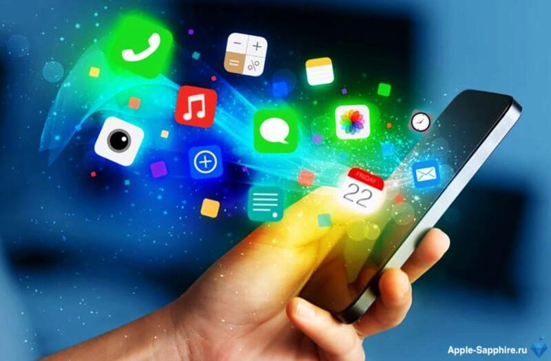 Как сгружать приложение на iPhone