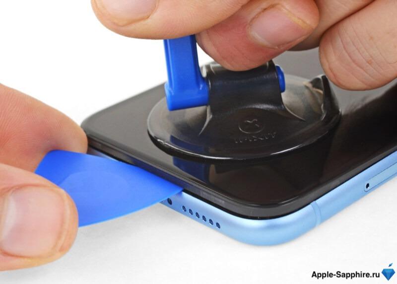 Диагностика iPhone XR