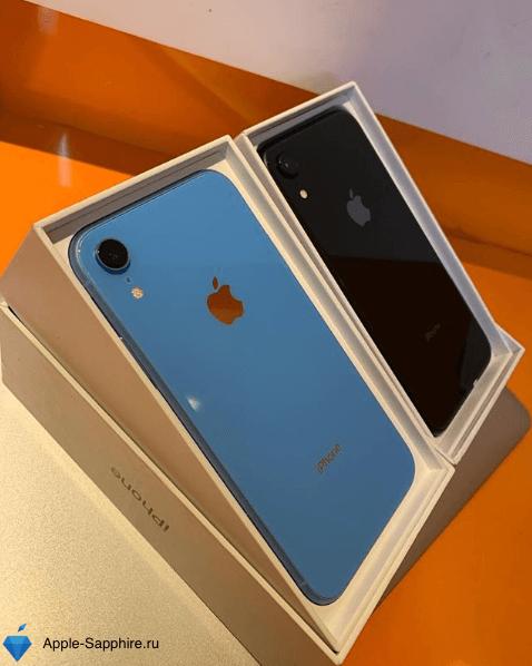 Обновление ПО (перепрошивка) iPhone XR