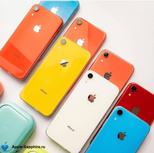 Ремонт кнопок громкости (+-) iPhone XR