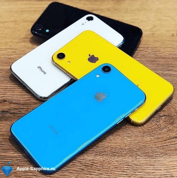 Не заряжается iPhone XR