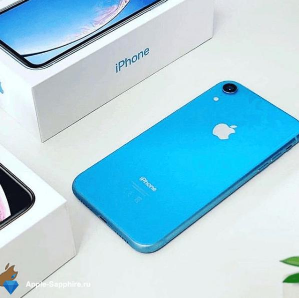 iPhoneXR долго заряжается