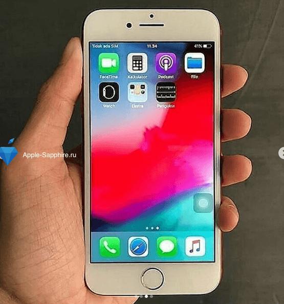 Не видит СИМ-карту iPhone XR