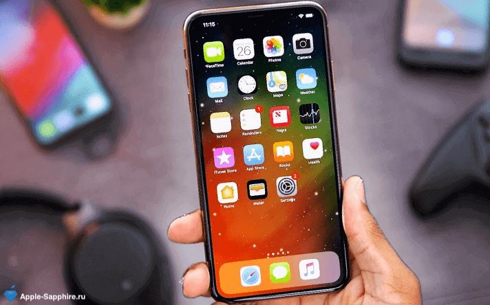 Громкая связь iPhone