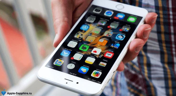 Стандартные приложения iPhone