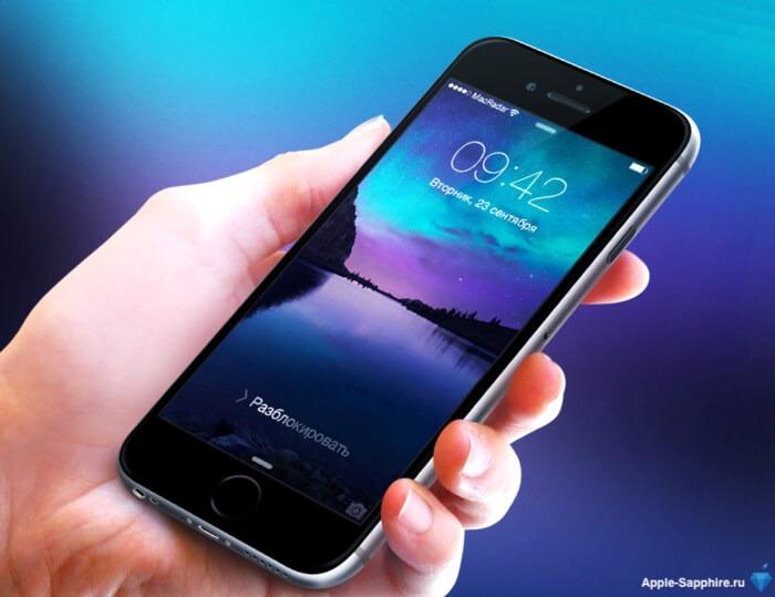 Тип iPhone новый восстановленный