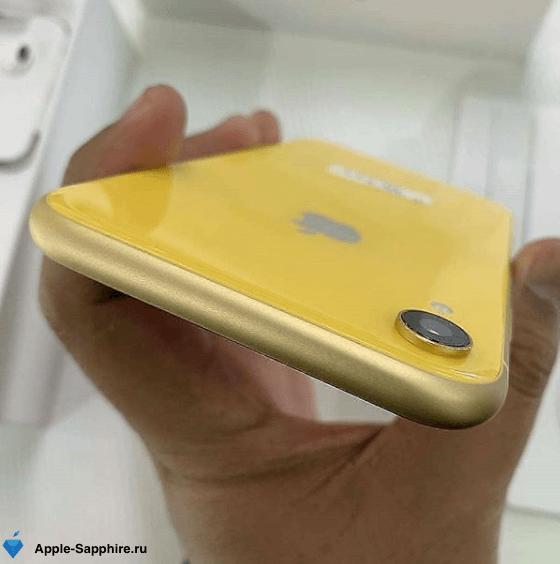 Греется iPhone XR