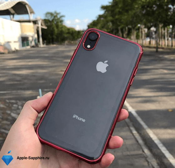 Перезагружается iPhone XR