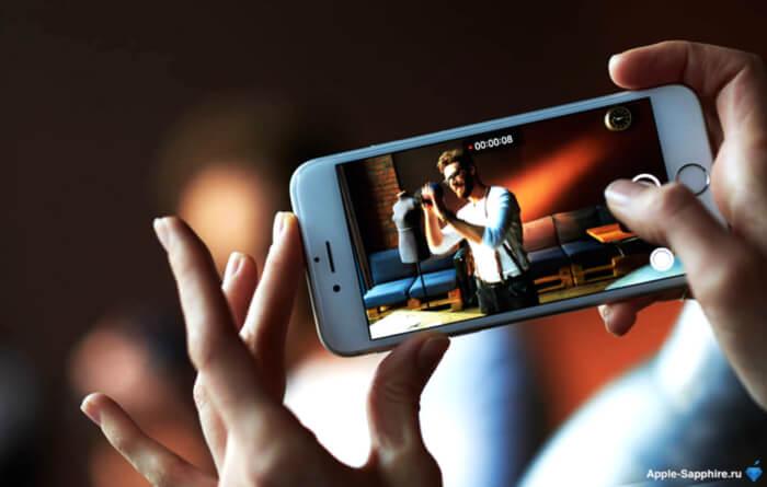 Как обрезать видео iPhone
