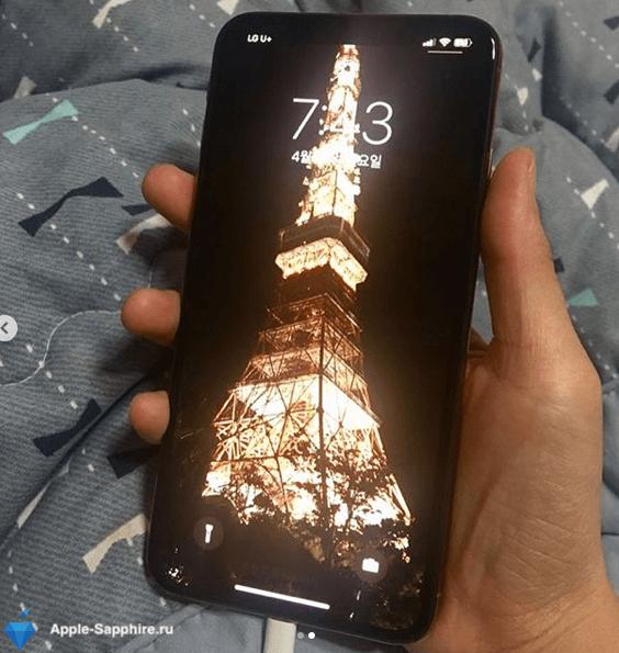 Нагревается iPhone XS
