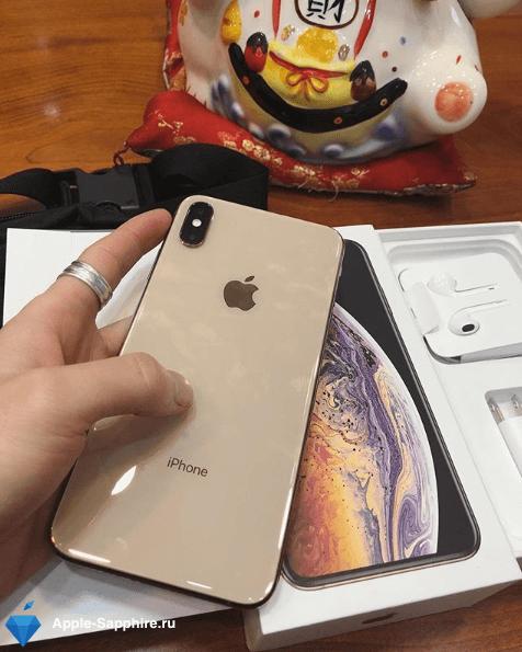 Восстановление пароля iPhone XS