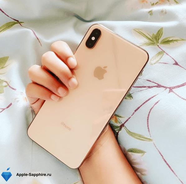 Не работает подсветка iPhone XS MAX