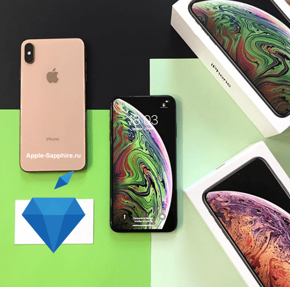 Постоянный поиск сети iPhone XS