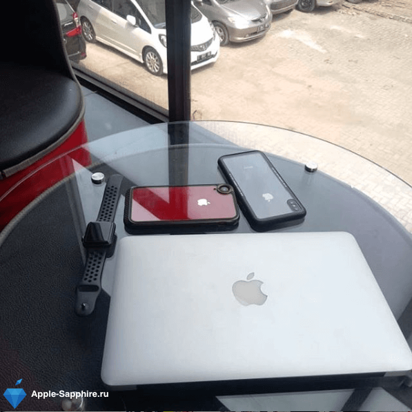 Обновление ПО (перепрошивка) iPhone XS