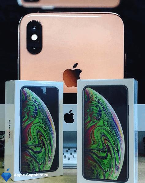 Диагностика iPhone XS
