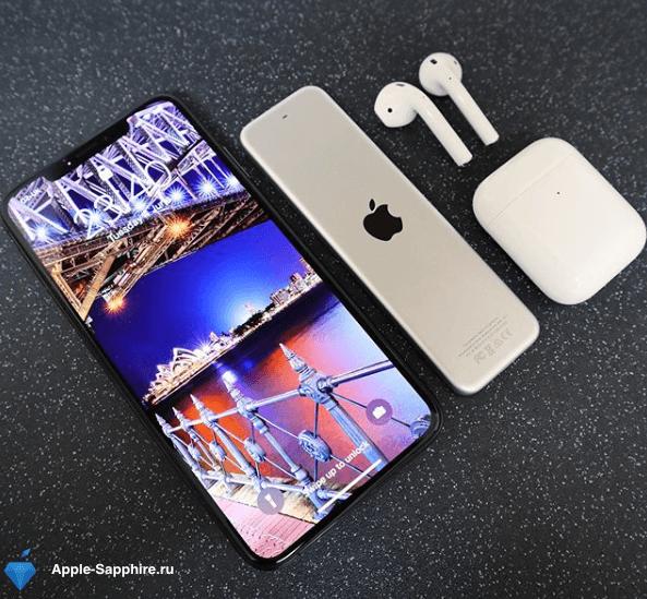 Замена дисплея (экрана) iPhone XS MAX