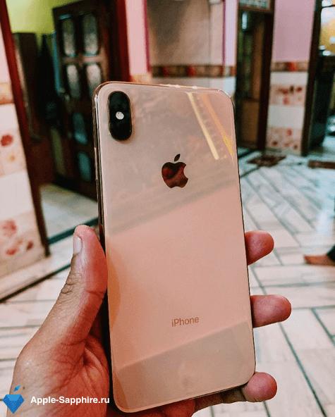 Ошибка переустановки ПО iTunes iPhone XS