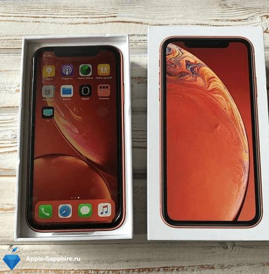Замена динамика iPhone XS