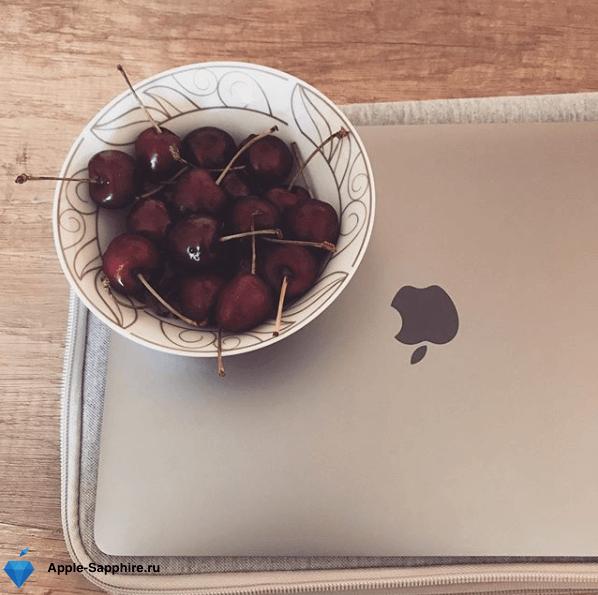 Замена кулера на MacBook Air